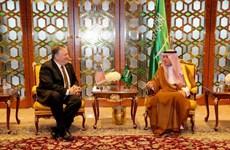 Tân Ngoại trưởng Mỹ Mike Pompeo công du Trung Đông