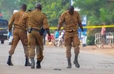Burkina Faso bắt giữ 100 đối tượng cực đoan, thu giữ nhiều chất nổ
