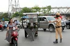 Hà Nội: Rà soát, xử lý các điểm đen tai nạn và ùn tắc giao thông