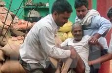 Ấn Độ: Bão cát kinh hoàng đã khiến hơn 90 người thiệt mạng