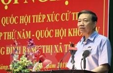 Cử tri Bắc Ninh kiến nghị lên Quốc hội nhiều vấn đề dân sinh