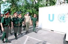 Việt Nam sẵn sàng tham gia lực lượng gìn giữ hòa bình Liên hợp quốc