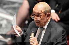 Pháp, Anh phản đối phát biểu của ông Trump về luật súng đạn