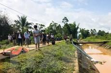 Điện Biên: Phát hiện thi thể một người đàn ông dưới kênh Nậm Rốm