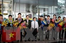 Khai mạc Olympic Vật lý châu Á lần thứ 19 tại Đại học Bách khoa