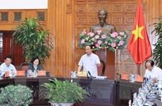 Thủ tướng Nguyễn Xuân Phúc làm việc với 6 tỉnh miền núi Tây Bắc
