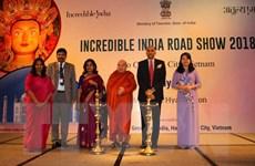 Ấn tượng chương trình xúc tiến du lịch Ấn Độ Kỳ Thú tại TP.HCM