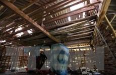 Mưa to kèm gió giật mạnh gây thiệt hại nặng tại Tuyên Quang