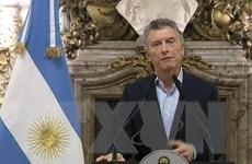 Tổng thống Argentina kêu gọi người dân đoàn kết vượt qua khủng hoảng