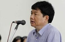 Đại án PVC: Đề nghị y án sơ thẩm đối với bị cáo Đinh La Thăng
