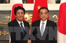 Nhật-Trung nhất trí thúc đẩy tin cậy chính trị và hợp tác kinh tế