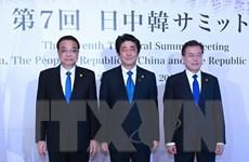 Trung Quốc-Nhật Bản-Hàn Quốc cam kết mở cửa nền kinh tế thế giới