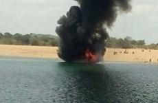 Diễn biến mới nhất về vụ cháy tàu du lịch chở 80 người ở Ấn Độ