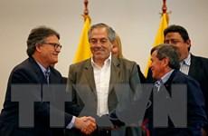 Chính phủ Colombia và nhóm ELN nối lại hòa đàm tại Cuba