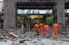 Trung Quốc xây hệ thống cảnh báo động đất sớm ở Tứ Xuyên