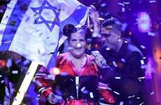 Nữ ca sỹ Israel chiến thắng tại cuộc thi Eurovision 2018
