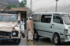 Ít nhất 18 người thiệt mạng do mưa bão hoành hành tại Pakistan