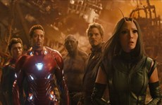 'Avengers: Infinity War' phá kỷ lục tại Việt Nam của 'Em chưa 18'
