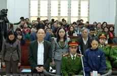 Bắt đầu phiên xử tham ô tài sản đối với nguyên phó giám đốc sở Hà Nội