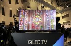 Hãng Samsung và ''cuộc chiến'' sản xuất màn hình TV