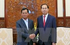 Quan hệ Việt-Lào là biểu tượng vĩ đại của tình đoàn kết đặc biệt