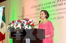 Ra mắt Lãnh sự danh dự Liên bang Mexico tại Thành phố Hồ Chí Minh