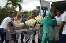 Rơi máy bay chở hơn 100 người ở Cuba: Chỉ có 3 người sống sót