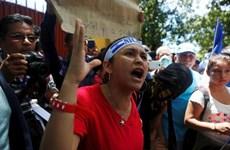 Bạo trên đường phố Nicaragua đã ngừng sau hơn 1 tháng bùng phát