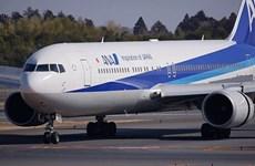 Khói trên chuyến bay Nhật Bản-Hongkong, 137 khách được sơ tán khẩn