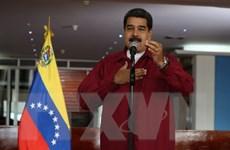 Tổng thống Venezuela Nicolas Maduro kêu gọi hòa hợp dân tộc