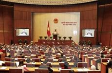 Kỳ họp thứ 5 Quốc hội khóa XIV: Xây dựng pháp luật vẫn là trọng tâm