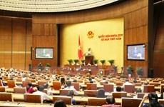 Phiên họp quan trọng thảo luận các vấn đề về kinh tế-xã hội
