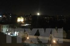 Syria đánh chặn tên lửa tấn công nhằm vào sân bay quân sự