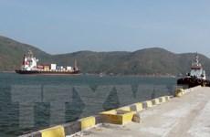 Tân cảng Quy Nhơn được phép tiếp tục dự án xây dựng cảng container
