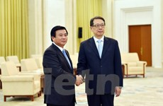 Đảng Cộng sản Trung Quốc-Việt Nam củng cố, phát triển quan hệ