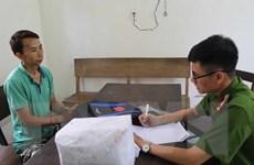 Tạm giữ đối tượng vận chuyển hơn 3,3kg ma túy đá từ Lào về Vinh
