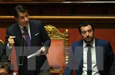 Chính phủ dân túy Italy vượt qua bỏ phiếu tín nhiệm tại Thượng viện