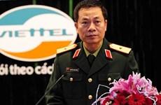 Tướng Nguyễn Mạnh Hùng được bổ nhiệm chức Chủ tịch Tập đoàn Viettel