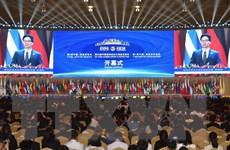 Phó Thủ tướng Vũ Đức Đam dự Lễ Khai mạc Hội chợ Trung Quốc-Nam Á