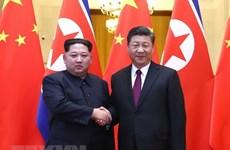 Ông Kim Jong-un gửi thư chúc mừng sinh nhật Chủ tịch Trung Quốc