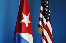 Ủy ban song phương Mỹ-Cuba họp lần thứ 7 tại Washington