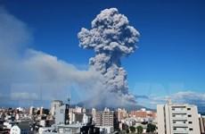 Nhật Bản: Núi lửa Sakurajima phun trào dữ dội, tro bụi bốc cao 4.700m