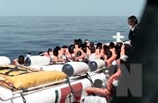 Biểu tình lớn tại Italy thể hiện đoàn kết với người tị nạn
