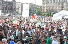 World Cup 2018: Cổ động viên Mexico vỡ òa trong niềm vui chiến thắng