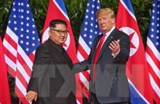 Đa số dân Mỹ ủng hộ cách ông Trump giải quyết vấn đề Triều Tiên