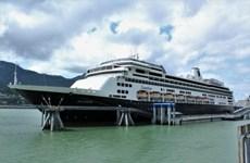 Du thuyền hạng sang của Mỹ lan nhiễm virus đường ruột cho hành khách