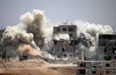 Nga lần đầu tiên không kích ở Syria kể từ sau lệnh ngừng bắn năm 2017