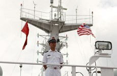 Hải quân Việt Nam diễn tập Vành đai Thái Bình Dương năm 2018