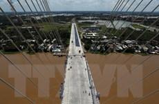Gần 5.200 tỷ đồng xây dựng cầu Mỹ Thuận 2 nối Tiền Giang-Vĩnh Long