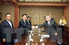 Hoa Kỳ coi trọng quan hệ hữu nghị và hợp tác toàn diện với Việt Nam